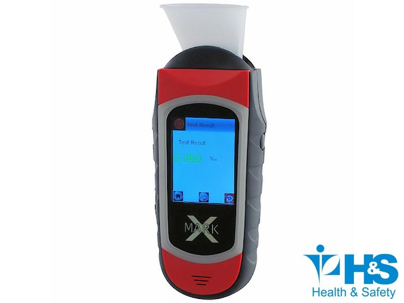 Bafômetro Mark X - Plus - COM IMPRESSORA Alcovisor